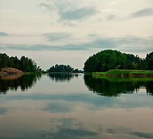 Finland Reflections by sramacher