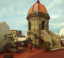 Above Havanna it looks like Heaven by MiLaarElle