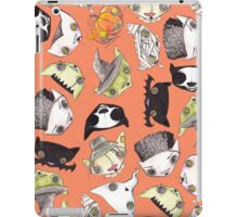 """Oro?"" Halloween Orange iPad Case/Skin"