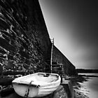 Rest Until the Morning Comes BW by Andy Freer