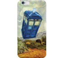 Vincent and the Doctor iPhone Case/Skin