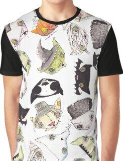 """""""Oro?"""" Halloween Series Graphic T-Shirt"""