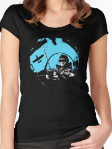 In-Formation technology Women's Fitted Scoop T-Shirt
