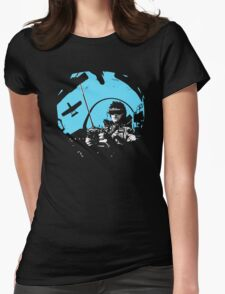 In-Formation technology Womens Fitted T-Shirt