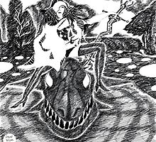 Dragon Throne Version 2 by Grant Wilson