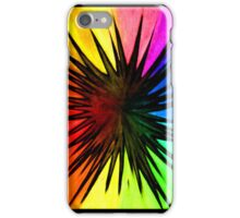 """Rainbow Splat"" - phone iPhone Case/Skin"