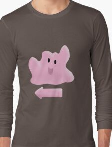 Yeah, Ditto (Pokemon) Long Sleeve T-Shirt