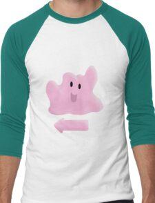 Yeah, Ditto (Pokemon) Men's Baseball ¾ T-Shirt
