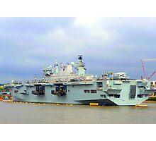 HMS Ocean. Photographic Print