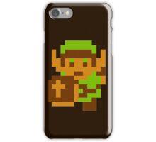 retro link iPhone Case/Skin