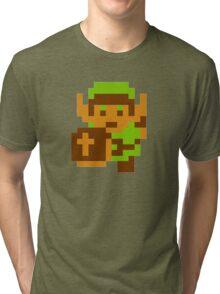 retro link Tri-blend T-Shirt