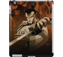 Jack the Samurai iPad Case/Skin