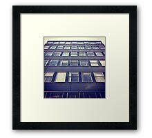 Retro Office Framed Print