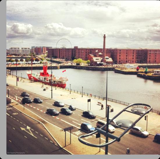 Albert Dock by Tim Topping