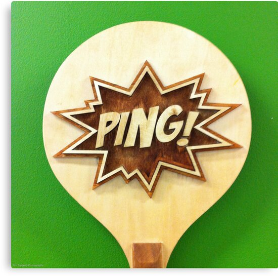 Pong by Tim Topping