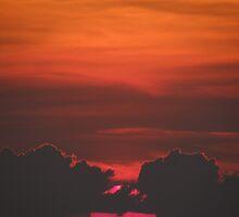Trying To Catch The Natural Light: Evening II - Probando De Capturar La Luz Natural: Nochecita by Bernhard Matejka