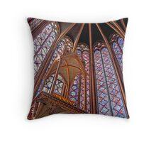 St Chapelle Throw Pillow