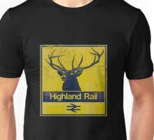 Highland Rail logo Unisex T-Shirt