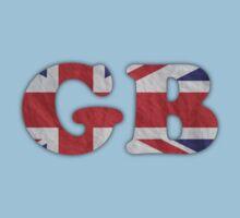 Jubolympics   GB - grungy by 8eye