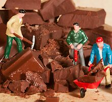 The Chili Chocolate Mine by AJM Photography