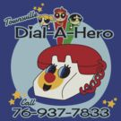 Dial-A-Hero by OrangeRakoon