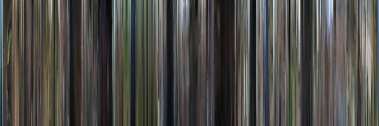 Moviebarcode: Forrest Gump (1994) by moviebarcode