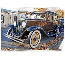 1929 Chevrolet Poster