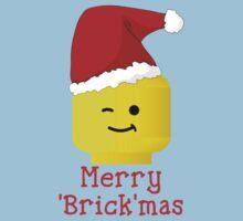 Santa Minifig - Merry 'Brick'mas Kids Clothes
