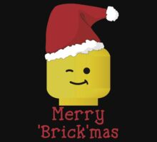 Santa Minifig - Merry 'Brick'mas by Customize My Minifig