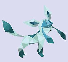 Origami Glaceon by Jemma Richmond