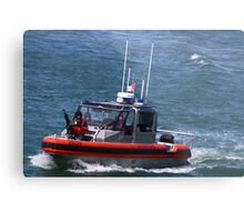 United States Coast Guard Metal Print