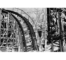 Kennywood--The Thunderbolt Photographic Print