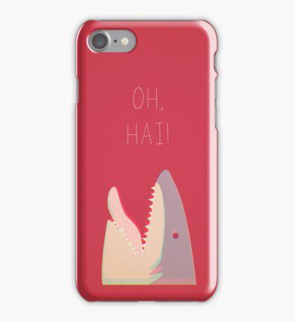 Sharky iPhone Case/Skin