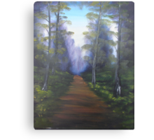 """""""Forest Path""""  by Carter L. Shepard Canvas Print"""