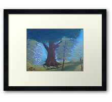 """Nature View""  by Carter L. Shepard Framed Print"