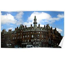 Charing Cross mansions Poster