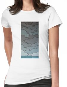The Greyscale Collection no.3 Womens Fitted T-Shirt