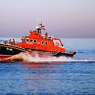 Dover Lifeboat - The Duke of Kent by ScoobyMoo