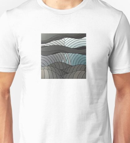 The Greyscale Collection no.4 Unisex T-Shirt