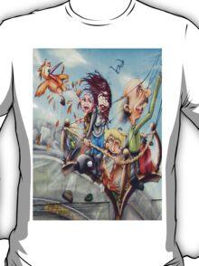 Berlin graffiti art T-Shirt