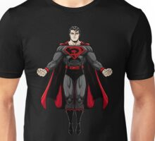 Superman - Red Son - Floating Unisex T-Shirt