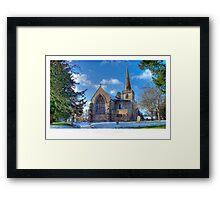 Chaddesley Corbett Framed Print