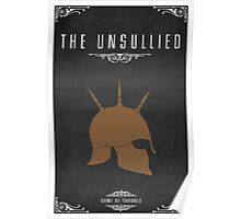 The Unsullied Poster