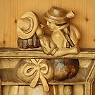 Couple - Made of Wood by karina5