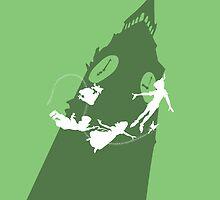 Peter Pan  by MargaHG