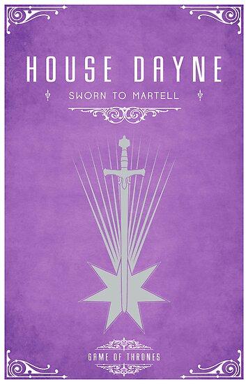 House Dayne by liquidsouldes