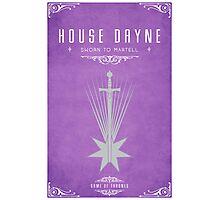 House Dayne Photographic Print