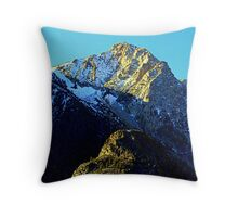 """Morning Glow"" Throw Pillow"
