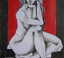 RED III by GittiArt