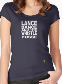 Lance Dance - Rave Veteran Women's Fitted Scoop T-Shirt
